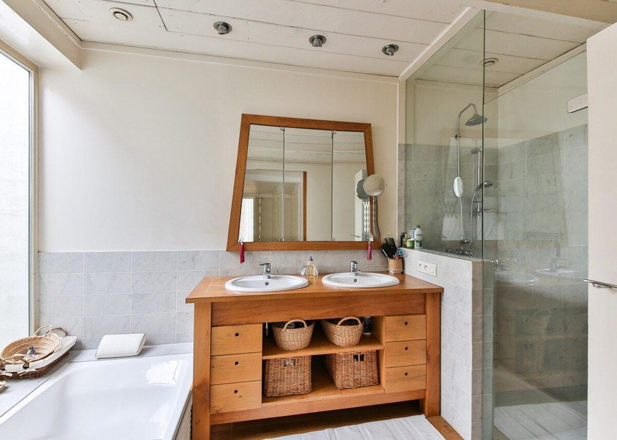 Dodatki – jak mogą odmienić łazienkę?